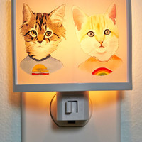 Cats Meow You Tee Me Night Light by ModCloth