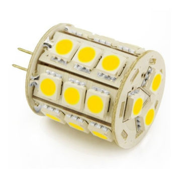 JC G4 12V-24V LED 4W 5050 Light Bulb Cabin Bi Pin Marine Interior Lighting