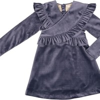 Carbon Soldier Girls' Wedgwood Mustang Dress