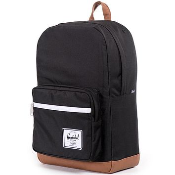 Pop Quiz Backpack in Black by Herschel Supply Co.