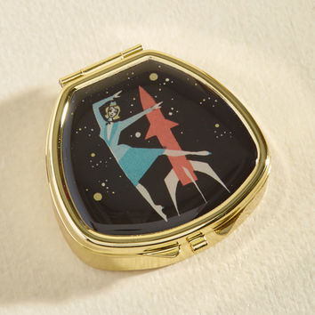 Kiss and Belle Lip Gloss in Space Travel | Mod Retro Vintage Cosmetics | ModCloth.com