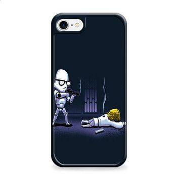 Star Wars Stormtrooper Thug iPhone 6   iPhone 6S case