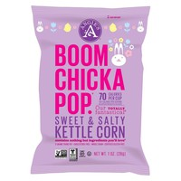 Angie's Kettle Corn Sea Salt 1 oz : Target