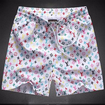Boys & Men Louis Vuitton Fashion Casual Sport Shorts Beach Shorts