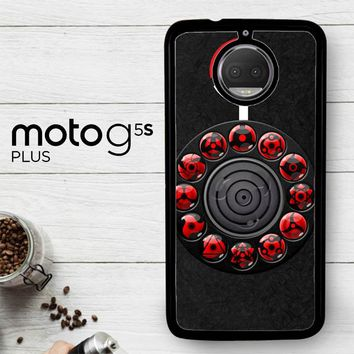 Sharingan Circle And Rinnegan Z2159  Motorola Moto G5S Plus Case
