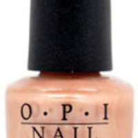 Women OPI Nail Lacquer - # NL R58 Cosmo-Not Tonight Honey Nail Polish