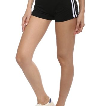 Suzette High Waist Stripe Shorts