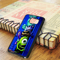 Walt Disney Monster University Samsung Galaxy S6 Edge Case