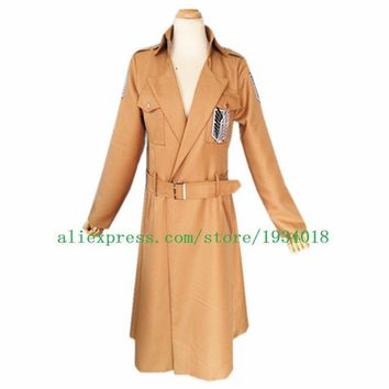 Cool Attack on Titan Japanese Anime  no  Cosplay costume AT_90_11
