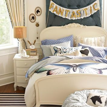 The Emily + Meritt Butterfly Duvet Cover + Sham