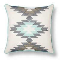 "Room Essentials™ Southwest Cross-stitch Pillow (18x18"")"