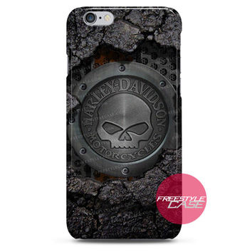Harley Davidson Marble iPhone Case 3, 4, 5, 6 Cover