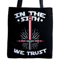 Awesome Stars Wars The Force Awakens Fan Art Accessory Bag