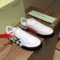 OFF  Men Fashion Boots fashionable Casual leather Breathable Sneakers Running Shoes