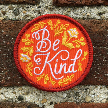 Be Kind Patch - Limited Edition (IV)