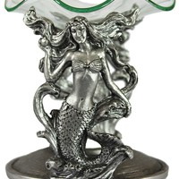 Decorative Mermaid Oil Warmer