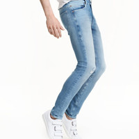H&M 360 Tech Stretch Skinny Jeans $49.99