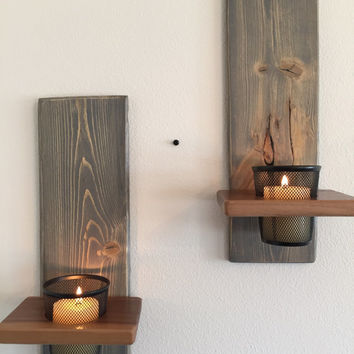 Wall Hanging Candle Holders best wall sconce candle holder products on wanelo
