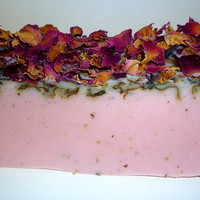 Moroccan Rose Soap, Rose Soap,Vegan Soap, Handmade Soap, Wholesale Soap, Wedding Favors, Rose Soap Favors