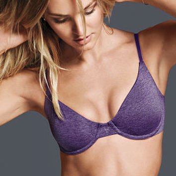 Unlined Demi Bra - The T-Shirt - Victoria's Secret