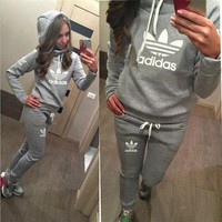 DCCKHQ6 Sportwear tracksuits sportswear women hoodies sweat 2017 fashion jogging suit for women sweatsuit