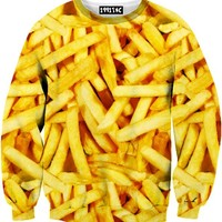 ☮♡ French Fries Sweater ✞☆