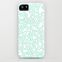 iPhone 5 Case - Ah-maze-ing - geometric iPhone case