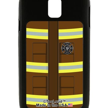 Firefighter Brown AOP Galaxy Note 3 Case All Over Print