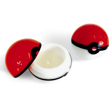 "Pokemon Poke Ball Silicone Container (1.25"")"
