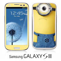 Samsung Galaxy S III Despicable Me skin 6 FREE SHIPPING