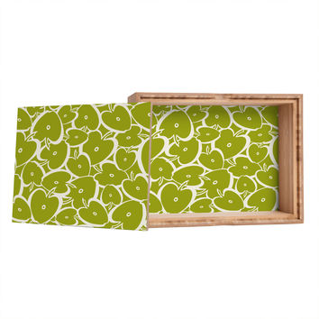 Heather Dutton Apple Orchard Storage Box