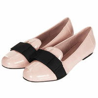 SWEETYPIE SQUARE TOE SLIPPERS