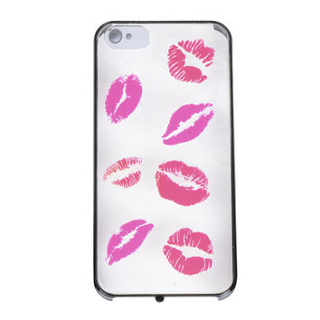 Lips Pattern iPhone 5 Cover
