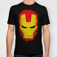 Iron Man splash T-shirt by Sitchko Igor