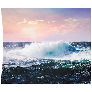 Deep Ocean Wall Tapestry Yoga Meditation Mandala Wall Hanging