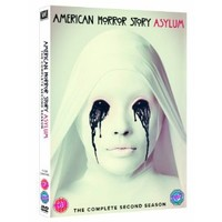 American Horror Story - Season 2 (Asylum) [DVD]: Amazon.co.uk: Jessica Lange, Zachary Quinto, Evan Peters, Sarah Paulson, Lily Rabe: Film & TV
