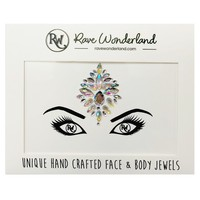 Diamond Princess Rhinestone Face Jewel