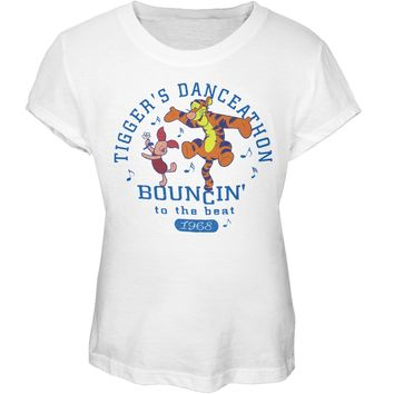 Winnie The Pooh - Danceathon Girls Youth T-Shirt