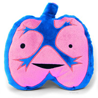 Loud Lungs Plush - I Lung You