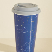 Cassiopeia of This, Drink of That Travel Mug