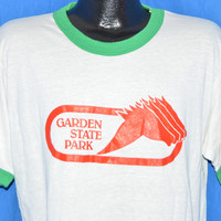 80s Garden State Park Walk America 1988 t-shirt Large