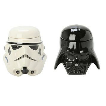 Star Wars Force Episode 1 2 3 4 5  3D Mug Black Darth Vader Creative Cups And Stormtrooper Mugs Coffee Milk Tea mug Gifts Office Home AT_72_6