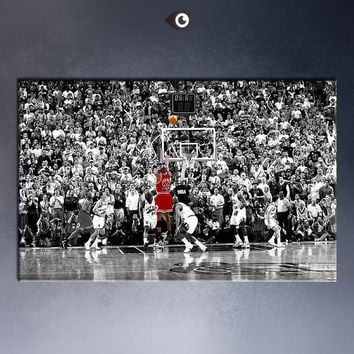 free shipmentMichael Jordan Huge Art Giant Poster Wall Print  wall Art Picture Paint on Canvas Prints