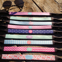 Personalized Glasses Strap, Monogrammed Sunglasses Strap, Croakies