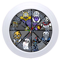 Undertale Clock