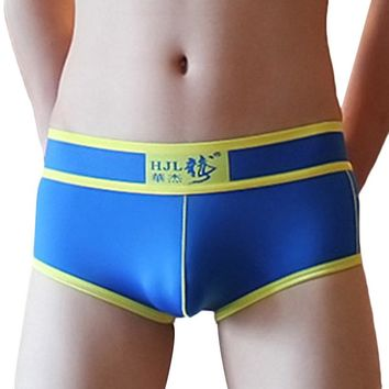 Men Ice Silk Underwear