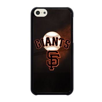 SAN FRANCISCO GIANTS 4 iPhone 5C Case Cover