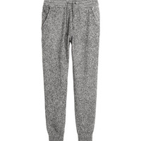 H&M Knit Joggers $34.99