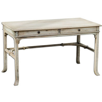 Uttermost Bridgely Aged Writing Desk - 25602