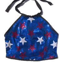 American Girl Halter Top